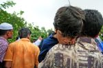 Nushad at Humayun Ahmed burial